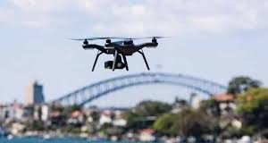New drones flying around the world