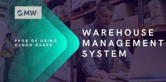Pros of Using Cloud-Based Warehouse Management System