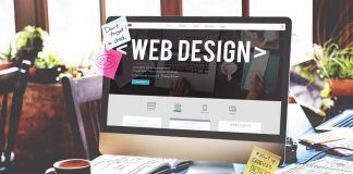 What are the types of website design