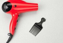 best hair dryer for extensions