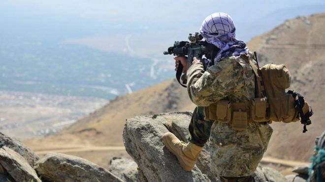 Chief of the armed forces says everyone got the Taliban takeover wrong